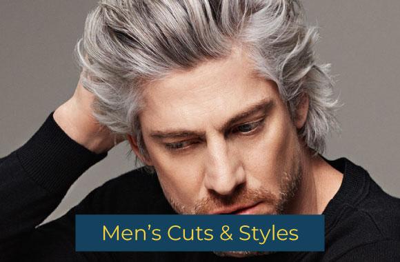 Men's Hair Cuts