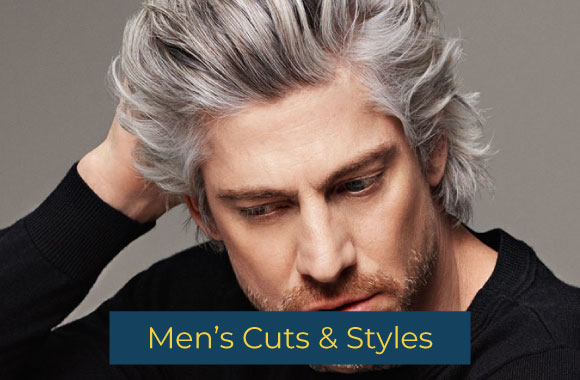 Men's Hair Cuts