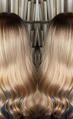 CAREMEL-BALAYAGE-BEST-HAIR-SALON-IN-PAIGNTON-DEVON