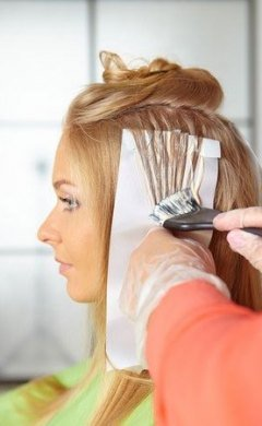 Hair Colour Correction, David Youll Hairdressers, Paignton, Devon